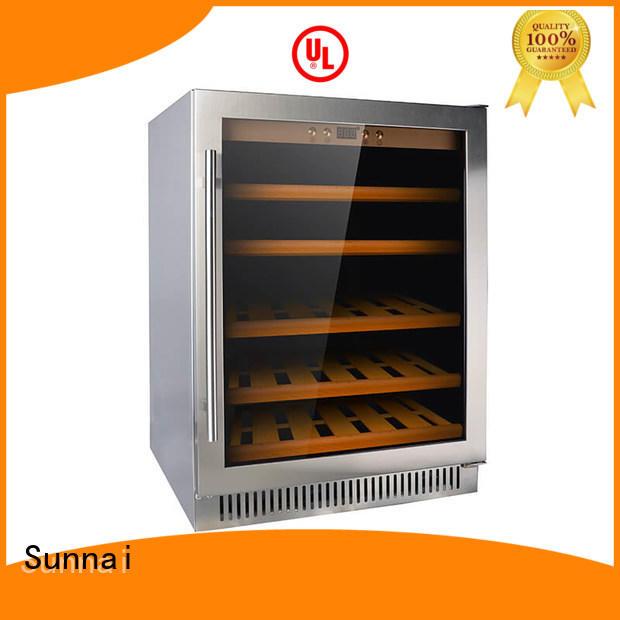 single single zone wine fridge fridge cooler for work station