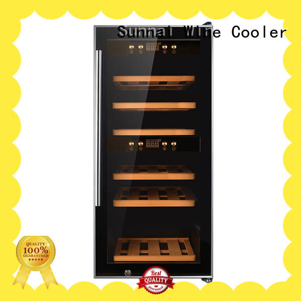 single zone wine cooler table for indoor Sunnai
