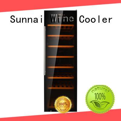 Sunnai online wine bottle cooler supplier for indoor