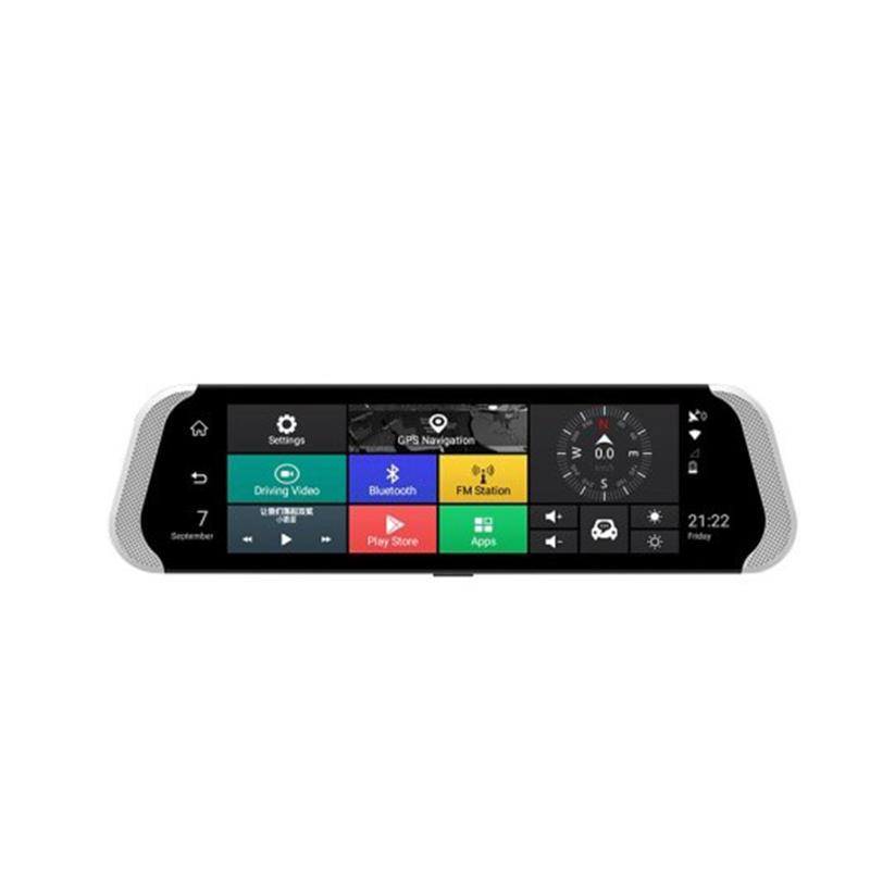 3G/4G Car DVR HD 1080P Mirror Dash Cam ADAS Rear View Camera WIFI Bluetooth Mirror Video Recorder Support For 50 Languags