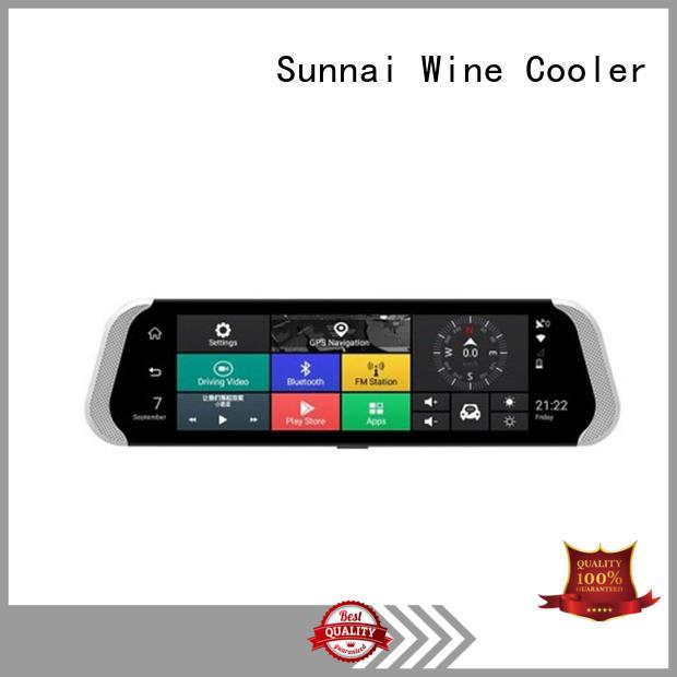 Sunnai support compressor beverage cooler supplier for work station