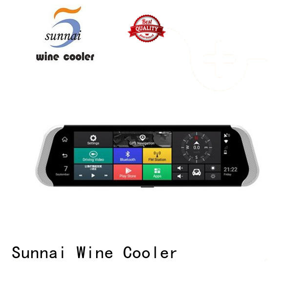 Sunnai wifi compressor beverage cooler manufacturer for indoor